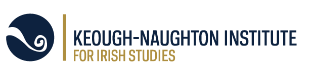 Keough-Naughton Institute for Irish Studies logo